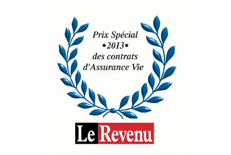 Prix spécial de l'interactivité - Le Revenu - Advize 2013