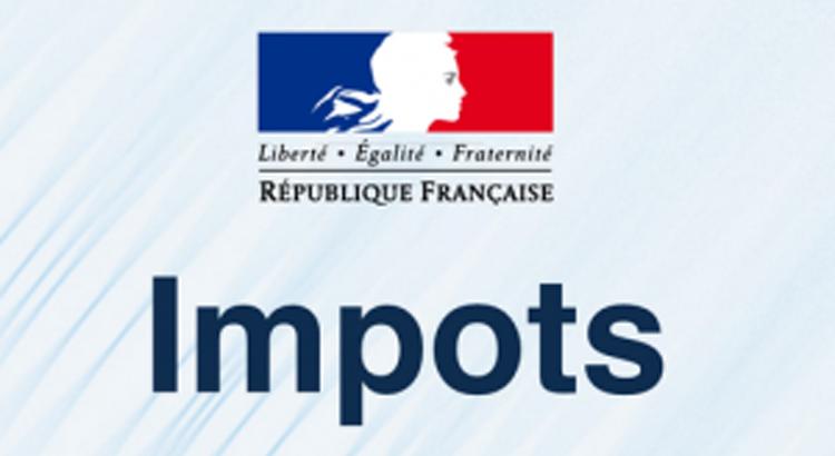 logo impots replublique francaise