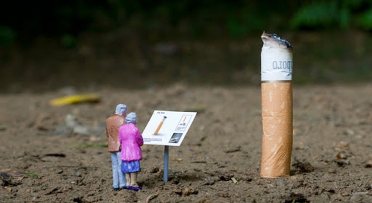 little people street art par slinkachu