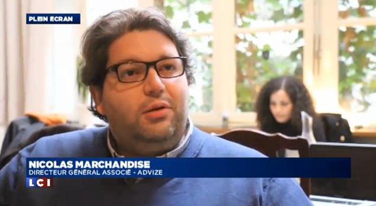 reportage nicolas marchandise president d'advize