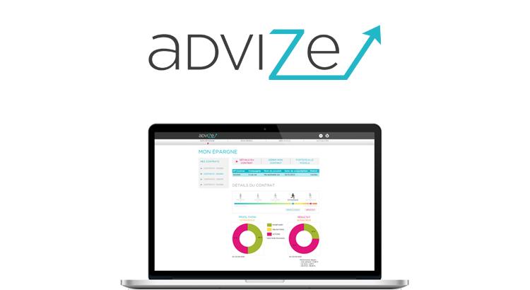 Advize courtier en assurance-vie en ligne